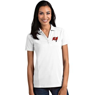 4ab2caf6 ... Women's Tampa Bay Buccaneers Tribute Polo Shirt. Tampa Bay Buccaneers  Clothing. Hover/Click to enlarge
