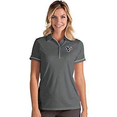 a5e72a09 Antigua Women's Houston Texans Salute Polo Shirt | Academy
