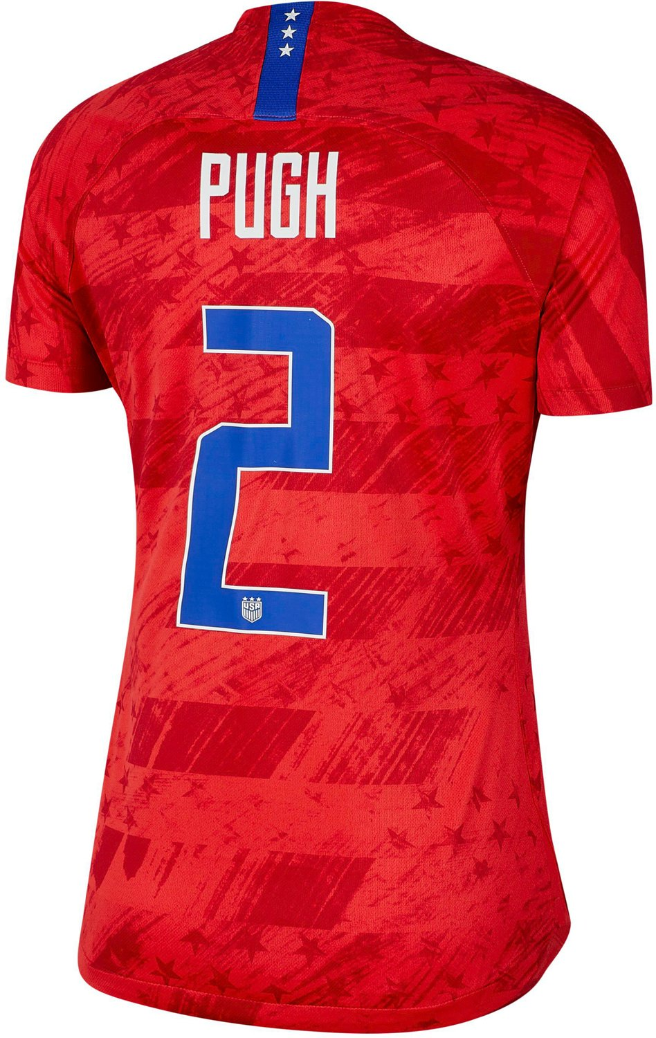 hot sale online f039d 26d18 Nike Women's USA Pugh Away Soccer Jersey