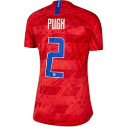 Women's USA Pugh Away Soccer Jersey