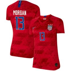 Women's USA Morgan Away Jersey