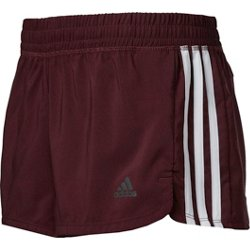 adidas Women's 3-Stripes Woven Training Shorts 3 in
