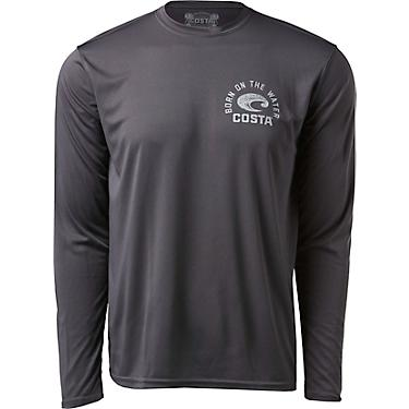 cae8de28138c Costa Del Mar Men's Tech Bass Long Sleeve T-shirt | Academy