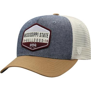 online retailer 0ceb1 70862 Mississippi State Bulldogs Headwear. Hover Click to enlarge