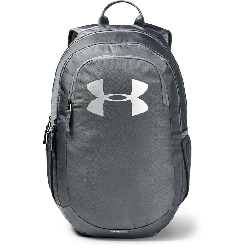 Under Armour Scrimmage 2.0 Backpack Gray/Black - Backpacks at Academy Sports