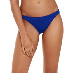 Women's Signature Solid Hipster Swim Bottoms