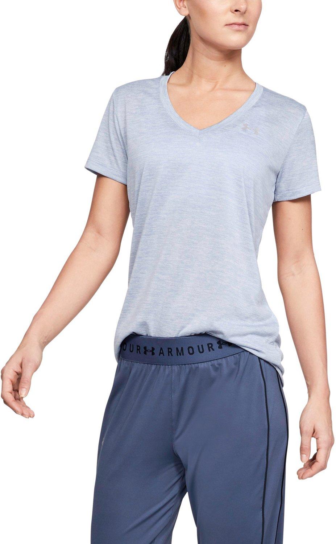 a626b7e728 Under Armour Women's Twisted Tech V-neck T-shirt
