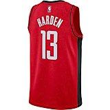 b09a6a41d Men's Houston Rockets James Harden Icon Edition Swingman Jersey