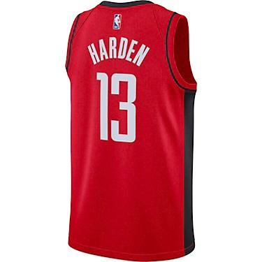 new style 0179f e5be4 Nike Men's Houston Rockets James Harden Icon Edition Swingman Jersey