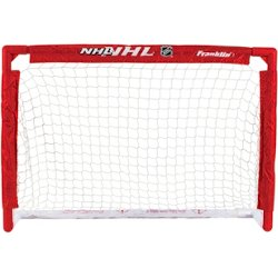 Sports Mini Auto-Passer, Goal and Target Hockey Set
