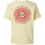 Simply Southern Girls' Donut Graphic T-shirt