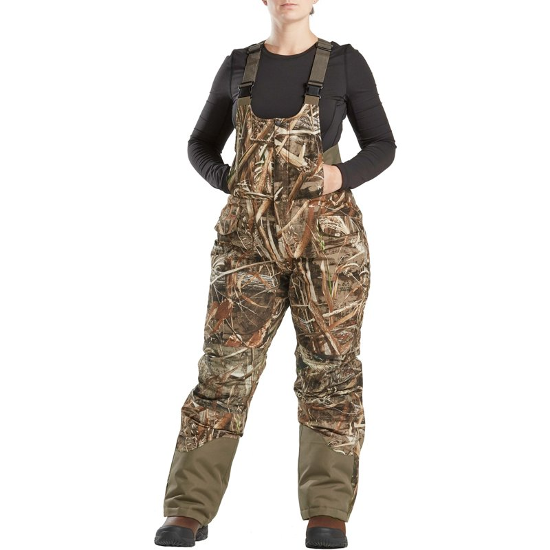 Magellan Outdoors Women's Pintail Insulated Waterfowl Hunting Bib, Large – Ladies Insulated Camo at Academy Sports
