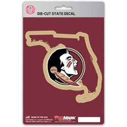 Florida State University State Decal