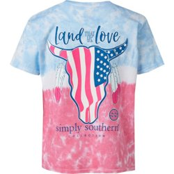 Girls' Land Graphic T-shirt