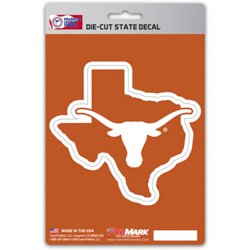 University of Texas State Decal