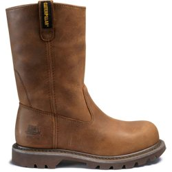 Women's Revolver Steel Toe EH Wellington Work Boots
