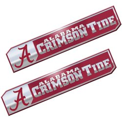 University of Alabama Truck Edition Emblems 2-Pack