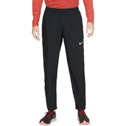 Men's Woven Stripe Running Pants