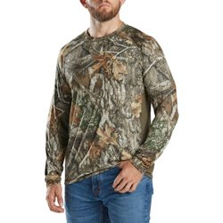 Men's Eagle Bluff Long Sleeve Reversible Shirt