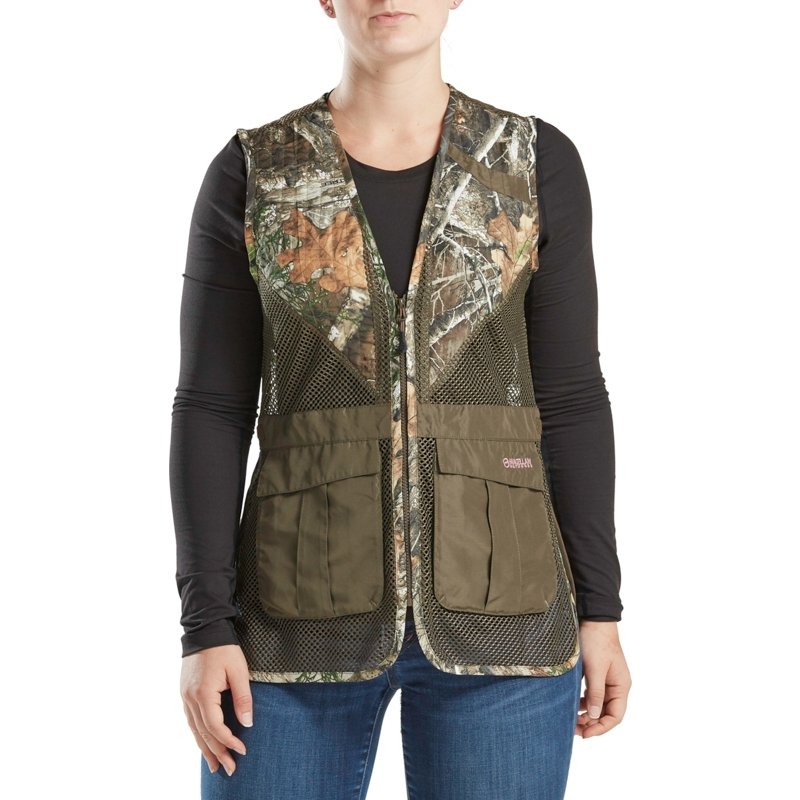 Magellan Outdoors Women's Piedmont Camo Game Vest, 2X-Large – Ladies Non-Insulated Camo at Academy Sports