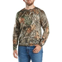 Men's Eagle Pass Long Sleeve Mesh Shirt