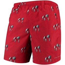 Men's University of Georgia Collegiate Backcast II Printed Shorts