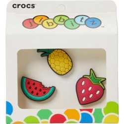 Jibbitz Fruit Shoe Charms 3-Pack