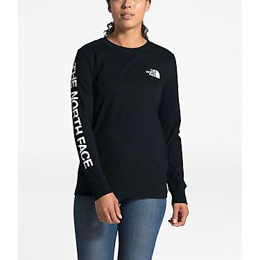 a3febe151 The North Face Women's Brand Proud Long Sleeve T-shirt