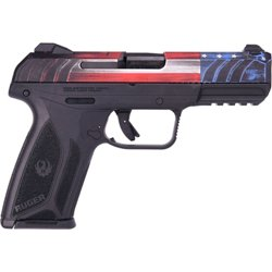 Security-9 US Flag 9mm Pistol