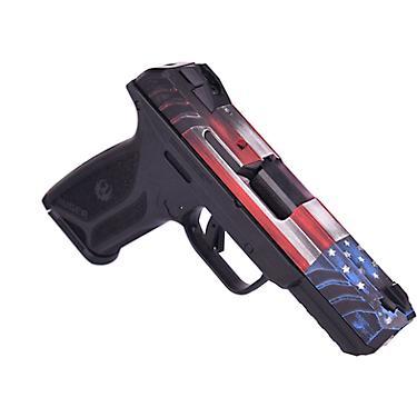 Ruger Security-9 US Flag 9mm Pistol