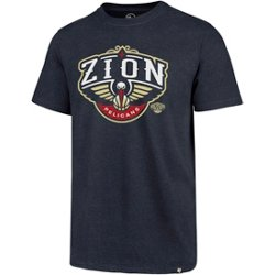 Men's New Orleans Pelicans Zion Williamson Primary Club T-shirt