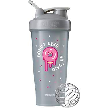 BlenderBottle Just For Fun Donut Shaker