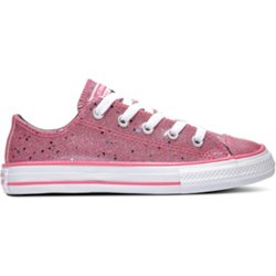 Girls' Chuck Taylor All Star Galaxy Shimmer Glitter Shoes