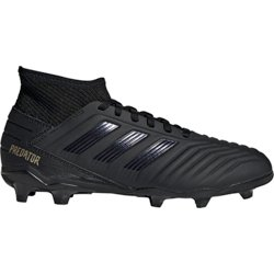 adidas Boys' Predator 19.3 Firm Ground J Soccer Cleats