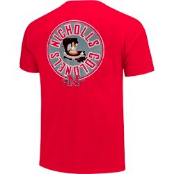 Men's Nicholls State University Circle Comfort T-shirt