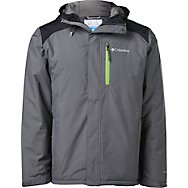 Men's Cold Weather Jackets & Vests
