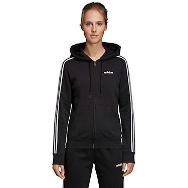 adidas Women's Essentials 3-Stripes Fleece Hoodie