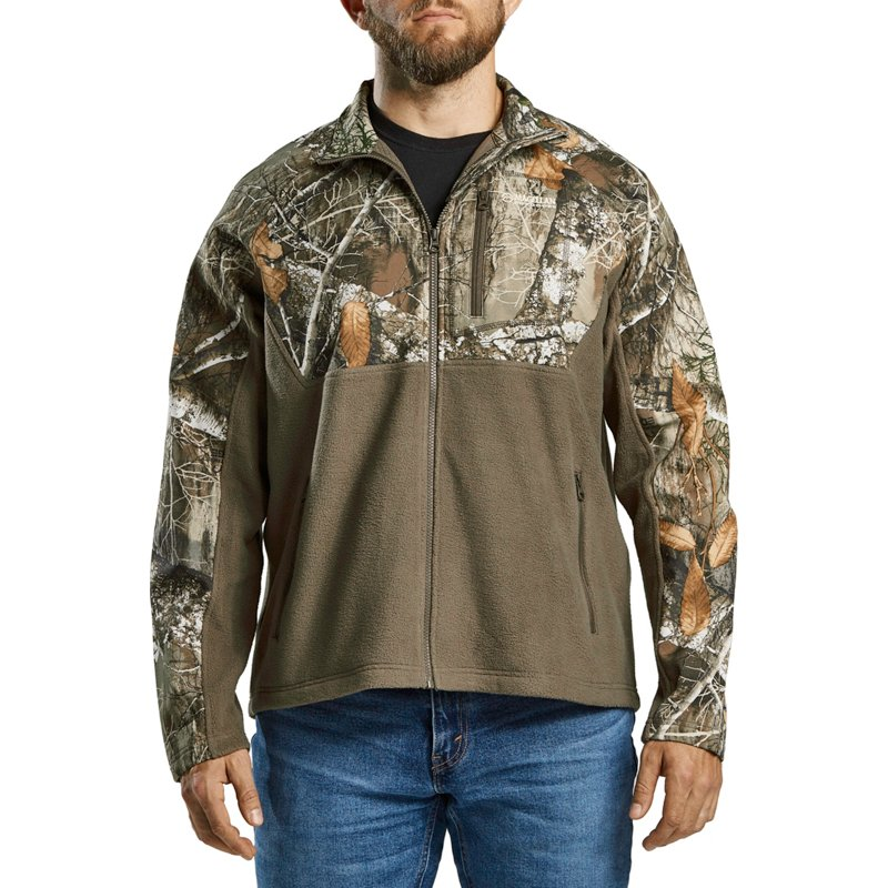 Magellan Outdoors Men's Boone Jacket, 2X-Large – Adult Insulated Camo at Academy Sports