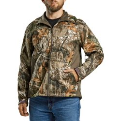 Men's Mesa Softshell Jacket with Scent Control