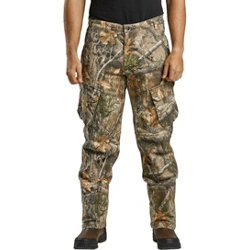 Men's Camo Hill Country 7-Pocket Twill Hunting Pants