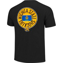 Men's Wichita State University Circle Comfort Color T-shirt