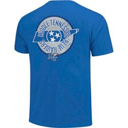 Men's Middle Tennessee State University Circle Comfort T-shirt