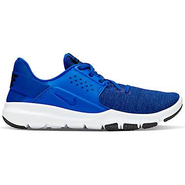 nike blue training shoes