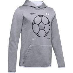 Boys' Fleece Icon Soccer Hoodie