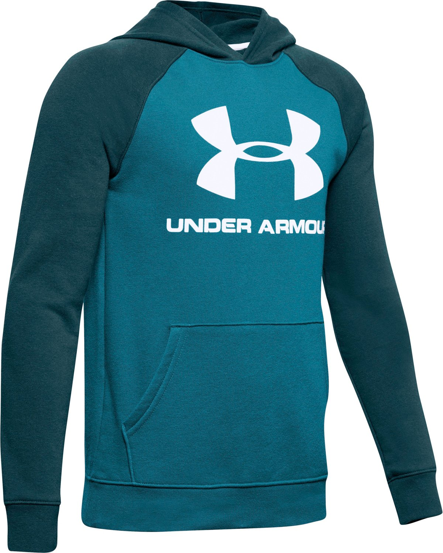 6e798030 Under Armour Boys' Rival Logo Hoodie