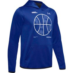 Boys' Fleece Icon Basketball Hoodie