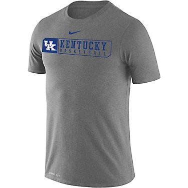 the latest 20950 91769 Nike Men's University of Kentucky Basketball Legend 2.0 T-shirt
