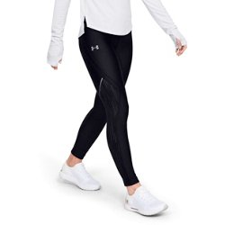 Women's Fly Fast Glare Raised Running Compression Tights