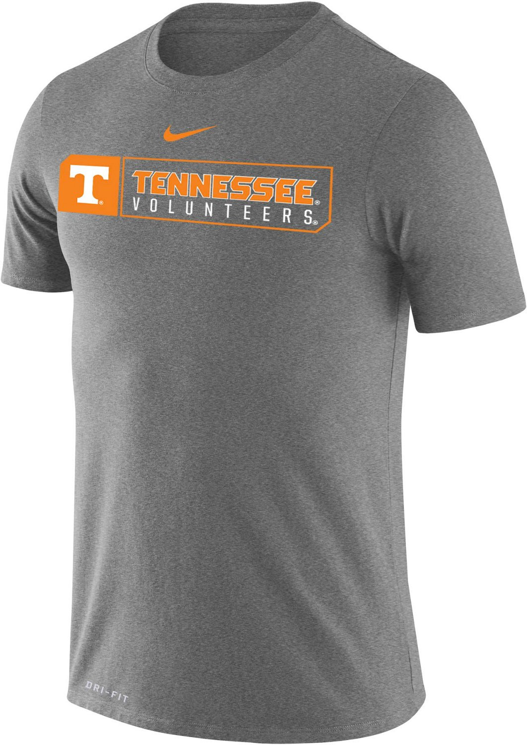 654833673 Nike Men's University of Tennessee Mascot Name Legend T-shirt | Academy