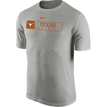 on sale bc1fa 168c6 Nike Men's University of Texas Football Legend T-shirt